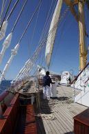 Puur Naturisme: aan dek van de Royal Clipper