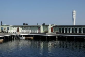 Badhuis, Malmö @Puur Naturisme