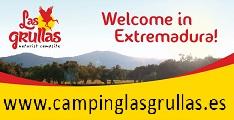 Camping Las Grullas