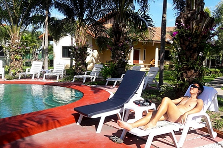 Relaxen in Phuan Naturist Village ©prphuannaturistvillage