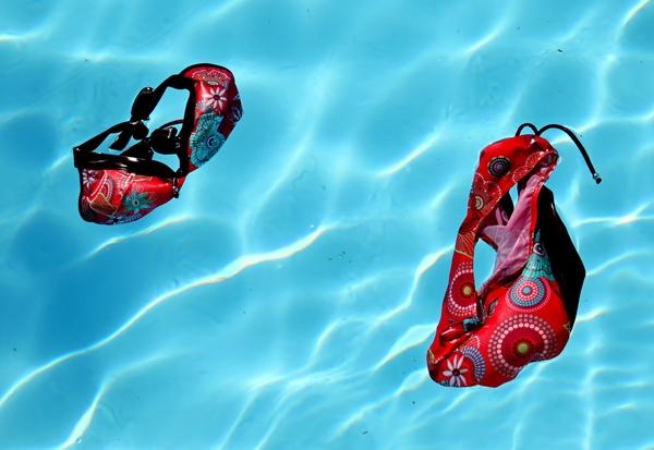 Puur Naturisme: zwembad