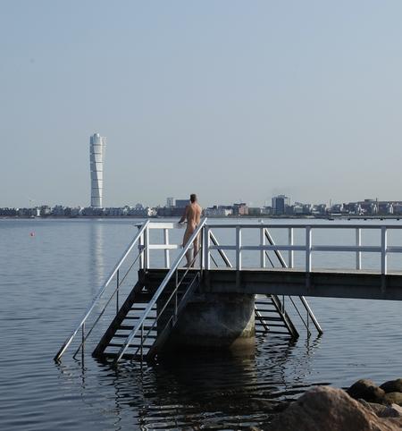 Naaktstrand in Malmö @Puur Naturisme